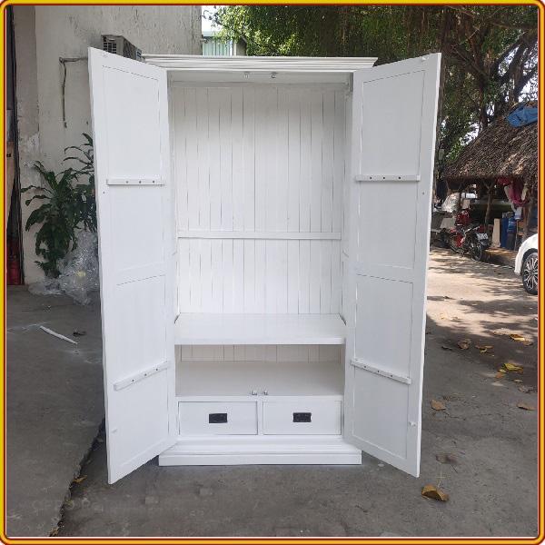 Tu-Quan-Ao-Go-Soi-Tu-Nhien-2-Buong-Panel-White-1m053